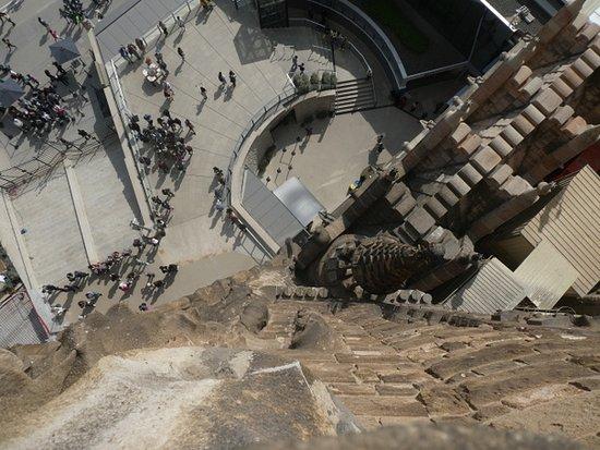 Entrada a la Basílica de la Sagrada Familia con acceso a las torres: 塔からの眺め