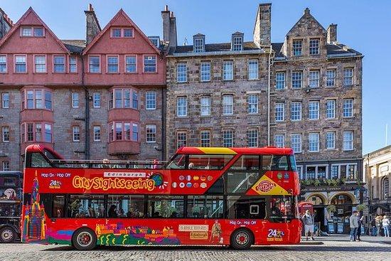 City Sightseeing Edinburgh Hop-On...