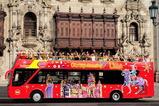 City Sightseeing Lima Panoramic Bus...