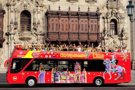 城市观光利马全景巴士之旅