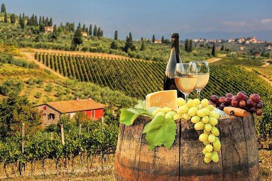 Monteriggioni Halbtagesausflug mit...