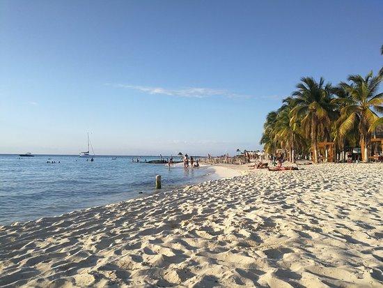 La mejor playa de isla mujeres