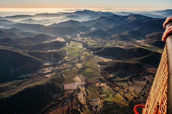 Catalonia Hot Air Balloon Ride and...