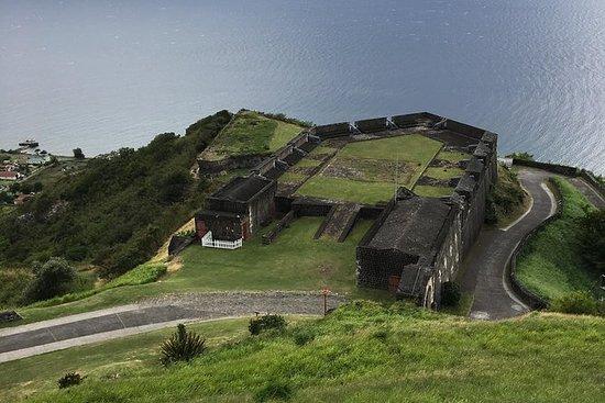 Tour panoramico di Saint Kitts e visita