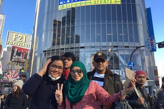 Tour de un día por lo más destacado de Tokio, incluidas las entradas de Shibuya Sky: One Day Muslim-Friendly Tour of Tokyo