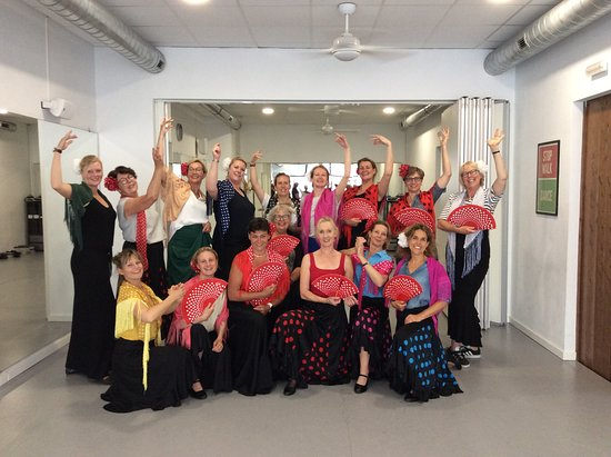 Valencia Flamenco. Dance experience
