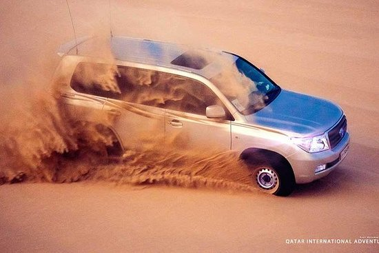 Safari privado por el desierto de...