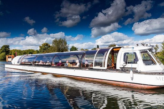Crucero de almuerzo de Windsor en el...