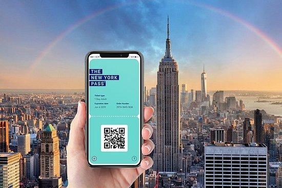 New York Pass: Più di 100 attrazioni