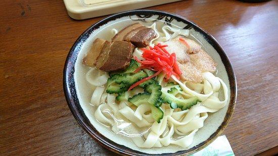 Midoriya Ryokan: 沖縄そば