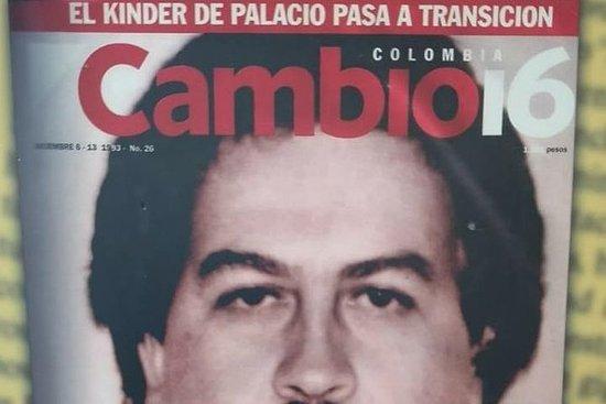 Pablo Escobar uttrykker privat tur
