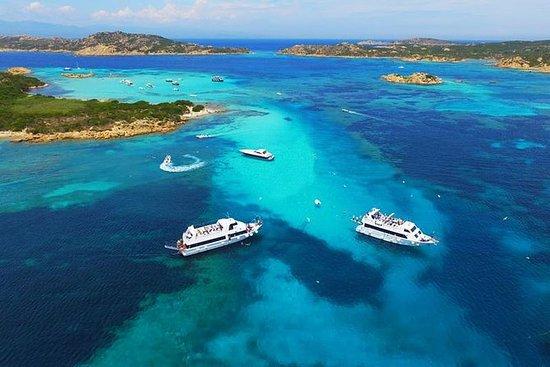 Boottocht in La Maddalena-archipel