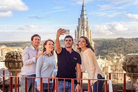 一日三城:来自马德里的塞戈维亚,阿维拉和托莱多