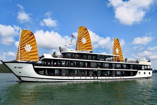 2Days-1Night Halong Bay Luxury...