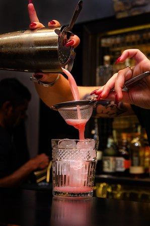Cocktail preparati con attenzione