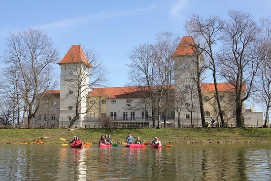 Kanotur - Leipzig-runden (i 3...
