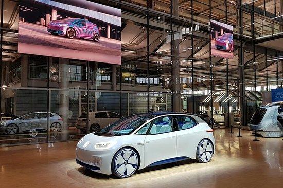 Guidet tur på Volkswagens Transparent...