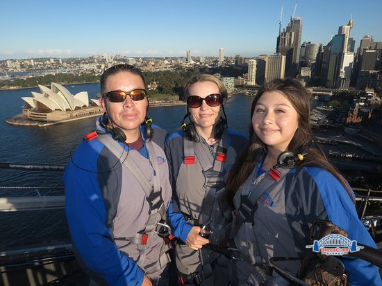 Sydney BridgeClimb Photo
