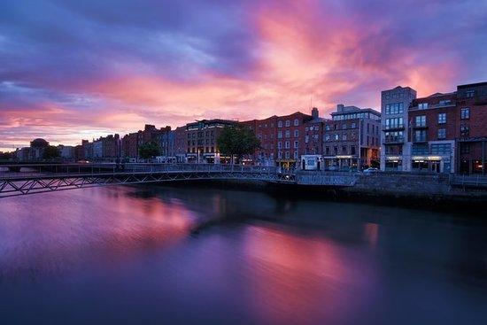 O melhor passeio a pé em Dublin
