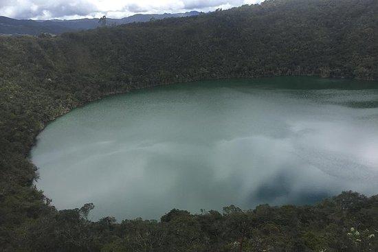 参观Guatavita Sacred Lake农场和TominéDam