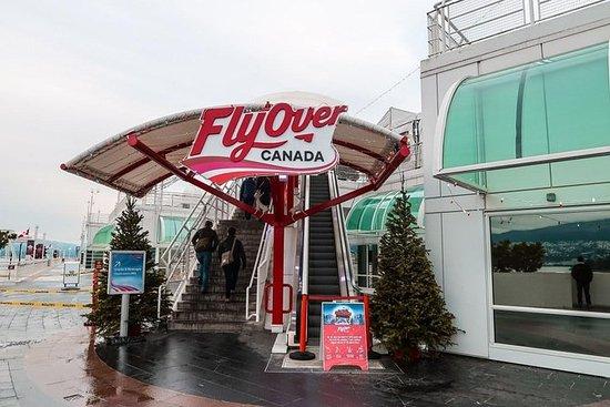 温哥华私人城市之旅,加拿大天桥和温哥华了望台