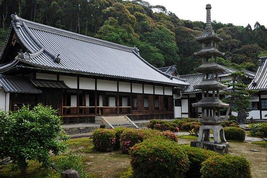 Koshoji Temple: 庭園と法堂はたたずまいがいい 