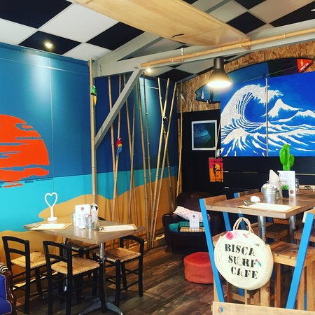 Bisca Surf Café: Bisca surf café 