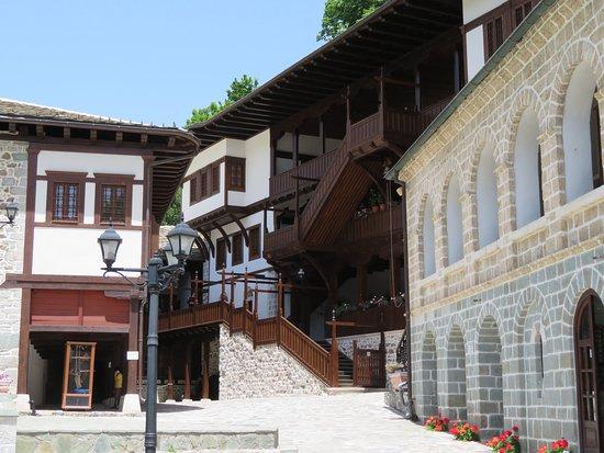 Makedonien: Kloster Sv. Jovan Bigorski