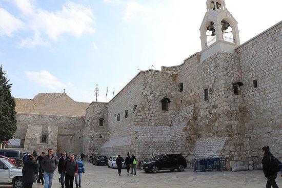 Half Day Travel to Bethlehem & Grotto Visit - Trip from Jerusalem: Day Tour Bethlehem Half Day Trip from Jerusalem