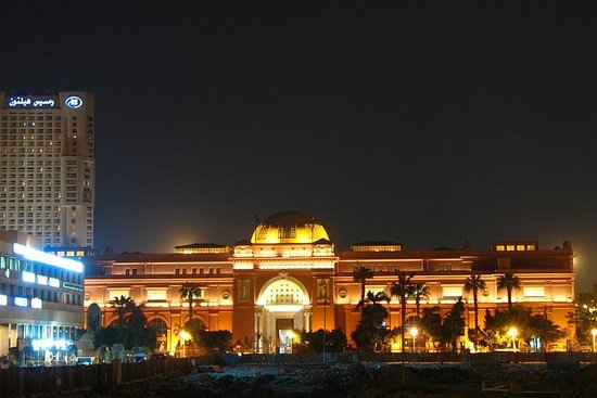 Private Day Tour to Egyptian Museum and Old Cairo
