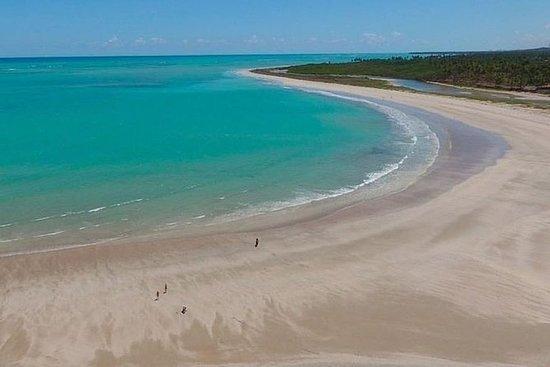 Tur til Paripueira Beach - Avreise...