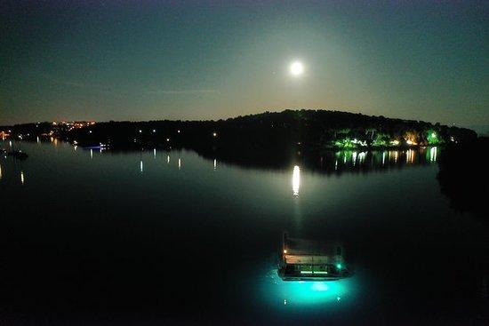 Night tour Glassboat