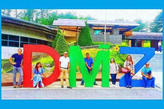 Liten gruppe DMZ tour + Seoul Essence
