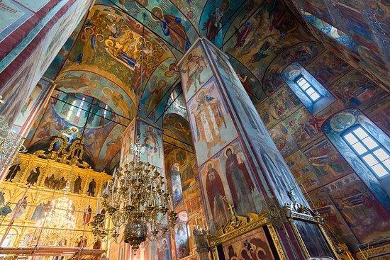 Orthodox capital of Russia - Sergiev...