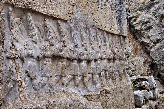 Ankara, Gordion, Hattusas, Cappadocia