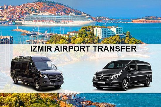 Kusadasi Hotels to Izmir Airport ADB Transfers