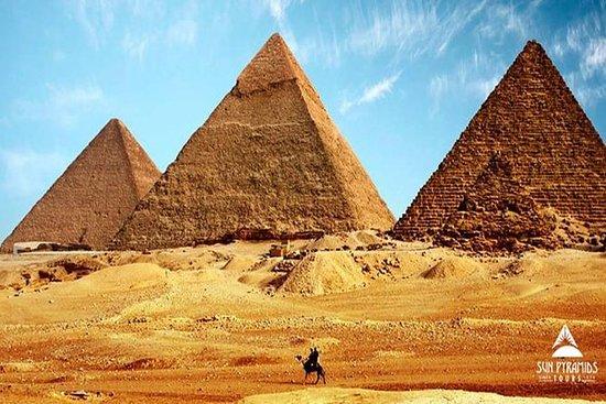 Pakke 3 dager 2 netter til Kairo og...