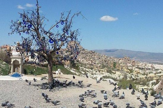 伊斯坦布尔前往卡帕多西亚,参加3天的热气球之旅