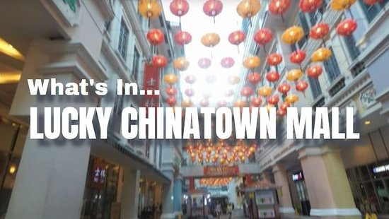 [ 4K Virtual Walk ] What's In LUCKY CHINATOWN MALL (Binondo, Manila, Philippines)  ➤ youtu.be/c88eXr3effo (Watch Video)  #chuankee #fastfood #gokongsoup #chinesefood #chinatown #manila #manilachinatown #binondo #chinesesoup #fastfoodresto #resto #food #foodie #yummy #foodporn