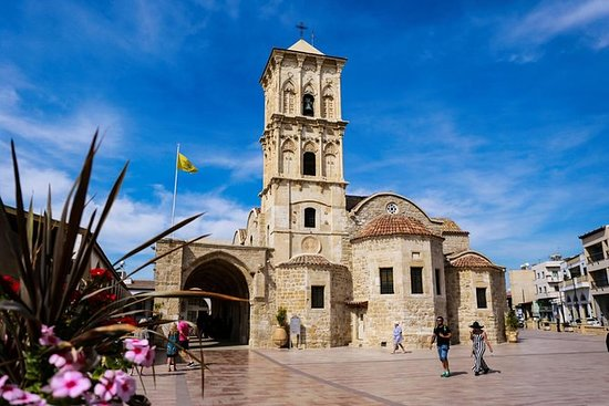 Tour de Chypre en une journée (tour...