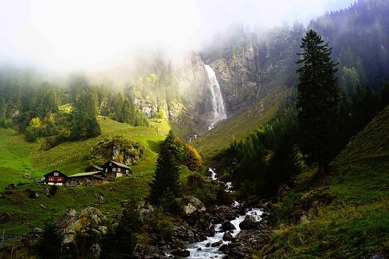 The Natural Wonders of Switzerland ...