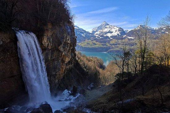 来自苏黎世:令人叹为观止的瀑布和湖泊私人之旅