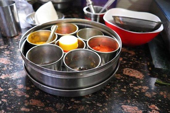 Opplev indisk mat: Lær å lage mat fra...