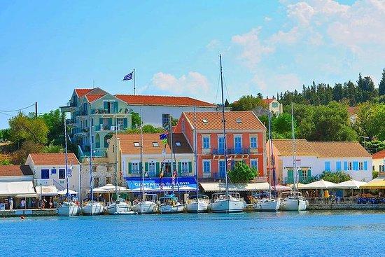 私人岛屿之旅:Melissani Lake  -  Myrtos...