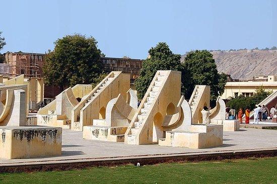 Golden Triangle Tour med Pushkar...