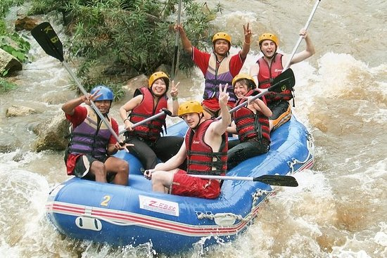 Whitewater Rafting & ATV Adventure Tour...