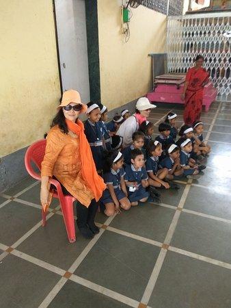 Slum Dreams Tours: School in slum tour