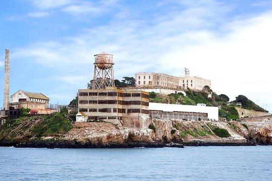 Alcatraz con Muir Woods y Sausalito...