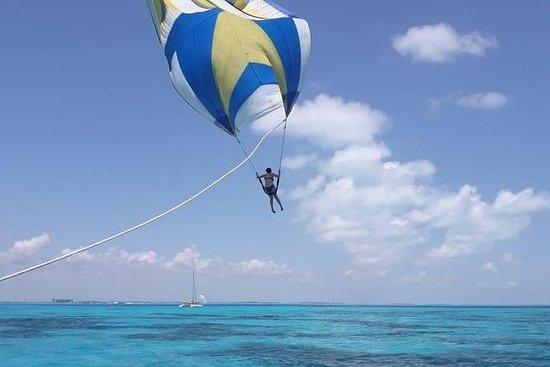 Catamaran à Isla Mujeres avec tout...