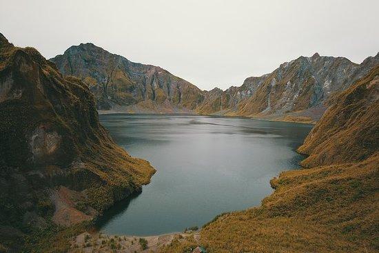 Mt Pinatubo dagstur